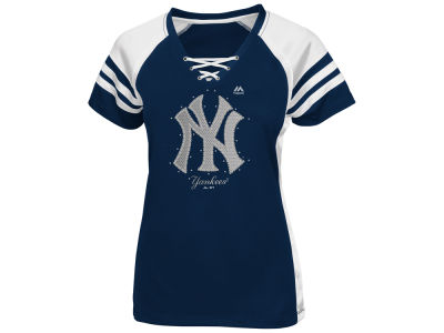 New York Yankees MLB Women's Draft Me T-Shirt