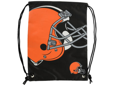 Cleveland Browns Big Logo Drawstring Backpack