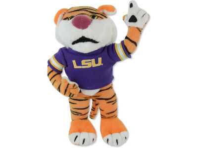 LSU Tigers 8inch Plush Mascot