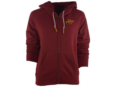 Iowa State Cyclones Nike NCAA Womens Rally Full Zip Hoodie