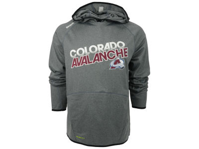 Colorado Avalanche Reebok NHL Center Fusion Hoodie
