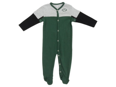 New York Jets NFL Newborn Player Coverall Sleeper