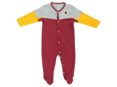Washington Redskins NFL Newborn Player Coverall Sleeper