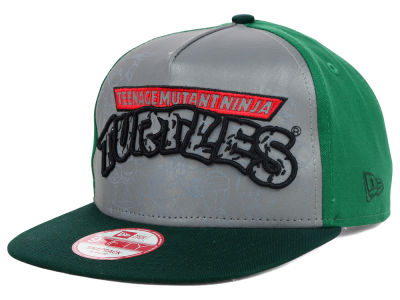 Teenage Mutant Ninja Turtles Hero Reflective Logo 9FIFTY Snapback Cap