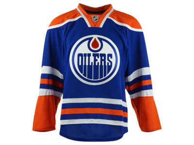 Edmonton Oilers Reebok NHL Men's Authentic Jersey