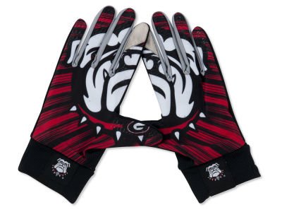 Georgia Bulldogs NCAA Stadium Gloves 2014