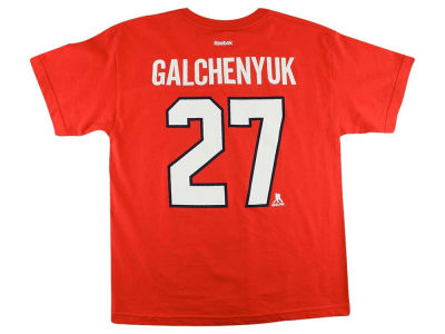 Montreal Canadiens Alex Galchenyuk NHL CN Youth Player T-Shirt