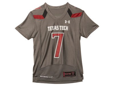 Texas Tech Red Raiders NCAA Youth Replica Football Jersey