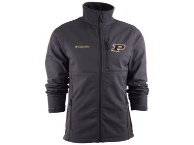 Purdue Boilermakers Columbia NCAA Ascender Softshell Jacket