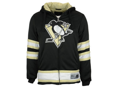 Pittsburgh Penguins G-III Sports NHL Men's Cross Check Jacket