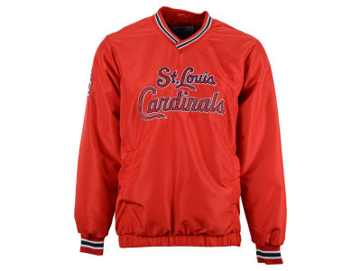 St. Louis Cardinals MLB Men's Stop & Go Pullover Jacket