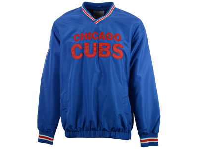 Chicago Cubs MLB Men's Stop & Go Pullover Jacket
