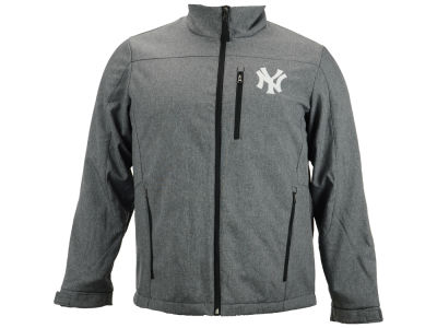 New York Yankees GIII MLB Men's Strike Softshell Jacket
