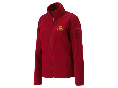 Iowa State Cyclones Columbia NCAA Womens Give and Go Jacket