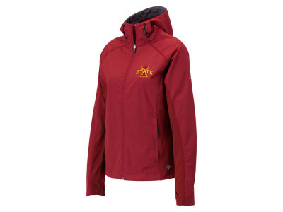 Iowa State Cyclones Columbia NCAA Women's Surefire Softshell Jacket