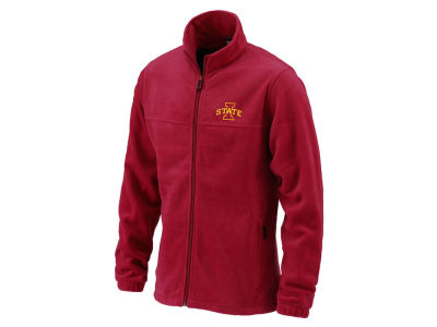 Iowa State Cyclones Columbia NCAA Flanker Full Zip Fleece