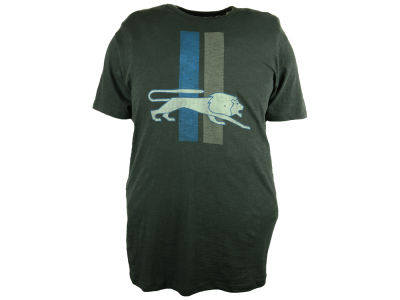 Detroit Lions '47 NFL Retro Logo Scrum T-Shirt