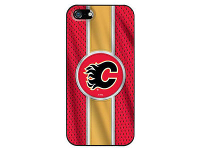 Calgary Flames Iphone SE Snap On Case