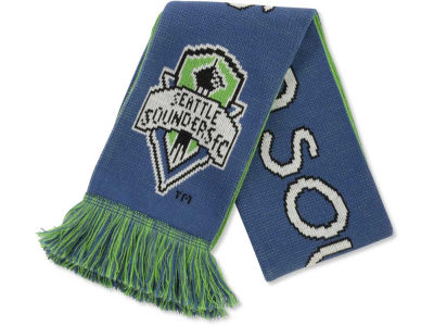 Seattle Sounders FC MLS Childs Scarf