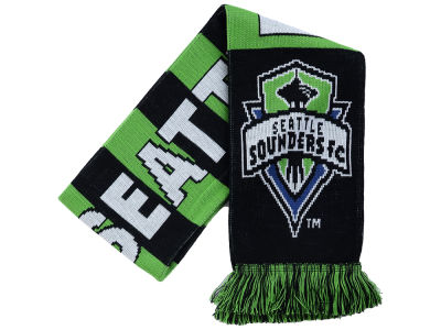 Seattle Sounders FC MLS Defend Scarf