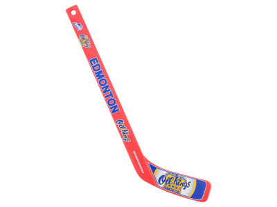 Edmonton Oil Kings Team Player Plastic Stick