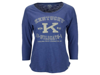 Kentucky Wildcats '47 NCAA Women's Hanover Long Sleeve T-Shirt