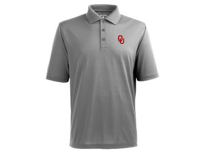 Oklahoma Sooners Antigua NCAA Pique Xtra-Lite Polo