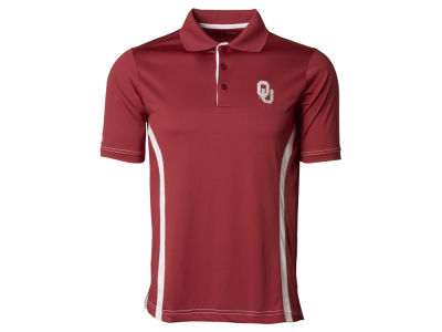 Oklahoma Sooners NCAA Men's Valor Polo Shirt