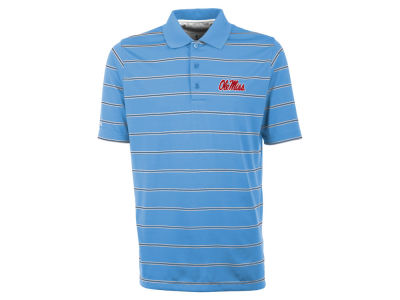 Ole Miss Rebels Antigua NCAA Deluxe Polo