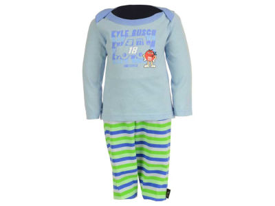 Kyle Busch NASCAR Infant 3pc Outfit