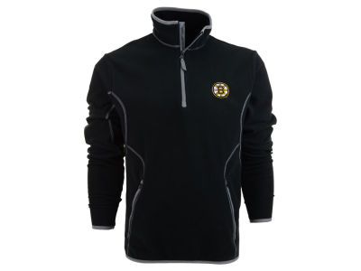 Boston Bruins Antigua NHL Ice Quarter Zip Pullover