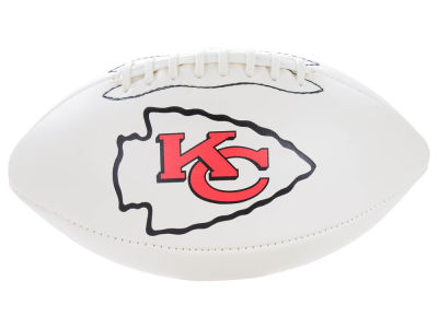 Kansas City Chiefs NFL Autograph Football