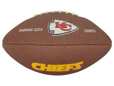 Kansas City Chiefs Mini Soft Touch Football