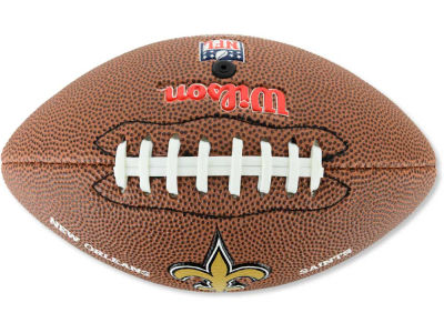 New Orleans Saints Mini Soft Touch Football
