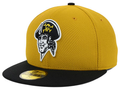 Pittsburgh Pirates New Era MLB Diamond Era BP 59FIFTY Cap