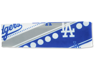 Los Angeles Dodgers Stretch Patterned Headband