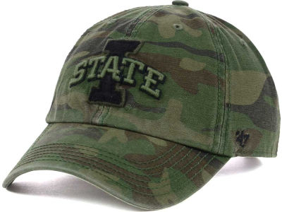 Iowa State Cyclones '47 NCAA Operation Hat Trick Movement '47 CLEAN UP Cap