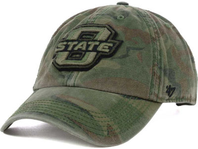 Oklahoma State Cowboys '47 NCAA Operation Hat Trick Movement '47 CLEAN UP Cap