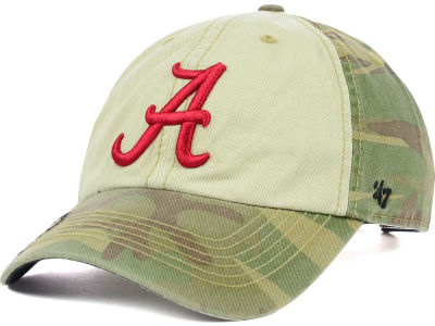 Alabama Crimson Tide '47 NCAA Operation Hat Trick Gordie '47 CLEAN UP Cap