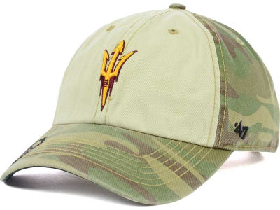Arizona State Sun Devils '47 NCAA Operation Hat Trick Gordie '47 CLEAN UP Cap