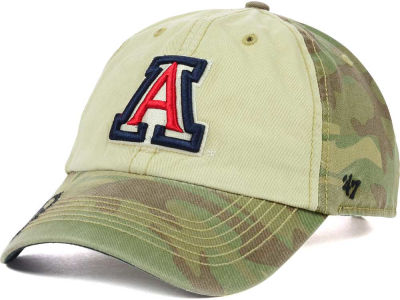 Arizona Wildcats '47 NCAA Operation Hat Trick Gordie '47 CLEAN UP Cap