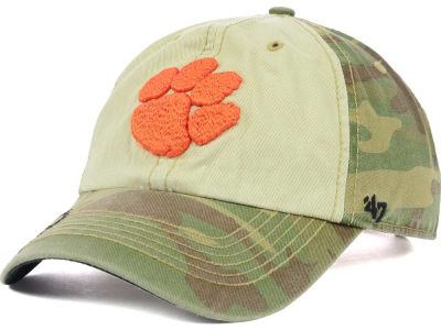 Clemson Tigers '47 NCAA Operation Hat Trick Gordie '47 CLEAN UP Cap