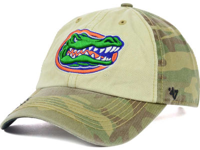 Florida Gators '47 NCAA Operation Hat Trick Gordie '47 CLEAN UP Cap