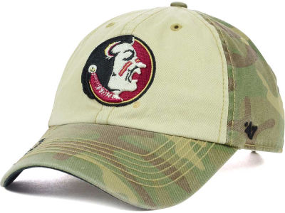 Florida State Seminoles '47 NCAA Operation Hat Trick Gordie '47 CLEAN UP Cap