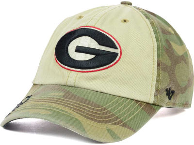 Georgia Bulldogs '47 NCAA Operation Hat Trick Gordie '47 CLEAN UP Cap