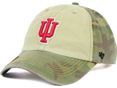 Indiana Hoosiers '47 NCAA Operation Hat Trick Gordie '47 CLEAN UP Cap