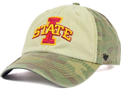 Iowa State Cyclones '47 NCAA Operation Hat Trick Gordie '47 CLEAN UP Cap