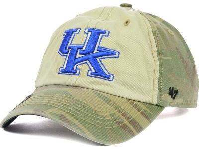 Kentucky Wildcats '47 NCAA Operation Hat Trick Gordie '47 CLEAN UP Cap