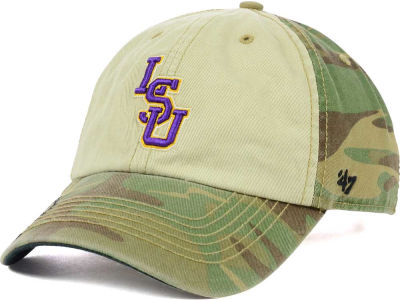 LSU Tigers '47 NCAA Operation Hat Trick Gordie '47 CLEAN UP Cap