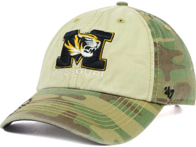 Missouri Tigers '47 NCAA Operation Hat Trick Gordie '47 CLEAN UP Cap